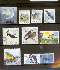 S030 Estonia birds (used) mix