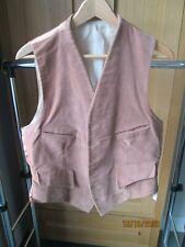 Vintage mens waistcoat