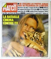 Paris Match N° 1341 - 8 Février 1975 - Brigitte Bardot, Franz Klammer