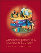 Consumer Behavior: and Marketing Strategy (McGraw-Hill/Irwin Series in Marketing