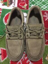 Rockport Size 8.5 Men's shoes MW 534 M Leather Upper Loafer Slip on.