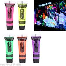 5 PEZZI PROFESSIONALE FLASH fluorescente vernice carrozzeria Grow VISO pigmento