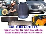 A BIL-FO-2  Grille 1932-1932 FORD 1/2 Ton Pickup Polished/Shell Not Painted