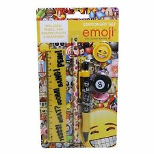 EMOJI STATIONERY SET SMILEY FACE GIFT FOR BOYS GIRLS PARTY  STOCKING FILLERS (3)