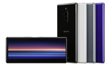"Sony Xperia 1 J9110 Dual-SIM 6/128GB 6.5"" OLED 4K HDR IP68 Phone By FedEx*"