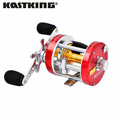 KastKing RXA60 Right Hand Round Baitcasting Fishing Reel Casting Spool Reel NEW