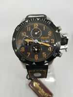 Ingersoll Men's Watch IN2803 BISON 12 Analog Automatic limited edition 46mm