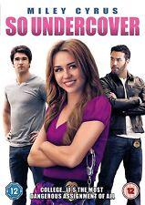 So Undercover Alexis Knapp, Jeremy Piven, Miley Cyrus, Joshua NEW UK R2 DVD