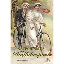 Katechismus des Radfahrsports Altes Wissen Radfahren Fahrräder Geschichte Buch