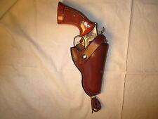 Leather Holster Smith & Wesson 357 4'' barrel K Frame