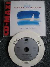 Chris de Burgh-Sailing Away 3 inch Maxi CD-1988-W.Germany-Pop-A + M Records