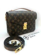 LOUIS VUITTON Pochette Metis M40780 Monogram MM Shoulder Bag * NEW without BOX *