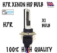 1X H7R XENON HID BULBS 35W ANTI GLARE METAL BASE 6000K/8000K AUDI BMW MERCEDES