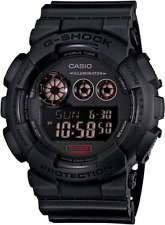 BRAND NEW CASIO G-SHOCK GD120MB-1 BLACK DIGITAL MEN'S RESIN WATCH NWT!!!!!