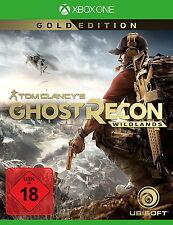 Tom Clancy's Ghost Recon: Wildlands (Gold Edition) (Microsoft Xbox One, 2017)