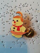 Pin's Pins Bouli D.R. Voison 1990 cartoon série télévisée bonhomme de neige