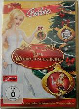 Barbie - Eine Weihnachtsgeschichte (2009) DVD im sehr guten Zustand