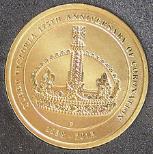 *2013 Australian '175th Anniversary of Queen's Victoria Coronation' $1 UNC*