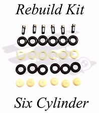 BMW Injector Rebuild Kit - Early Six Cylinders (M20, M30, etc.) E30 E28 E34