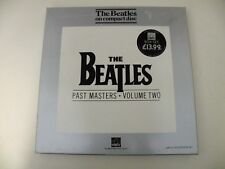 THE BEATLES - Past Master Volume Two - LIMITED EDITION BOX CD + PINS + BOOK HMV