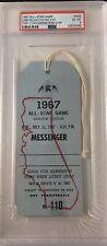 Yastrzemski 1967 All -Star PSA Ticket Pass Conigliaro Catch/Robinson HR/Drysdale