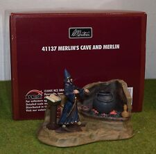 W BRITAIN BRITAINS 41137 MERLIN'S CAVE AND MERLIN