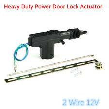 DC 12V Car Auto Heavy Duty Power Door Lock Actuator Motor 2 Wire Central Locking