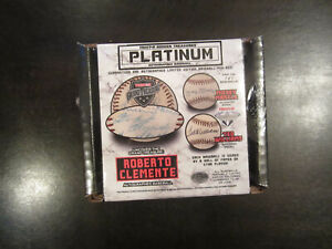 2021 Tristar Hidden Treasures Platinum Autograph Baseball Sealed Box Ball