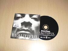 Snoop Dogg – Beautiful CD Single cardboard sleeve
