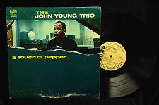 John Young Trio-A Touch Of Pepper-Argo 713-PROMO