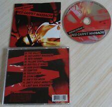 CD ALBUM RED CARPET MASSACRE DURAN DURAN'S 12 TITRES 2007