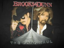 "2006 Kix Brooks and Ronnie Dunn ""The Long Haul"" Concert Tour (Lg) T-Shirt"