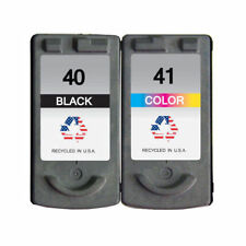 Remanufactured Ink Cartridges For Canon PG-40 CL-41 1B/1C Fits Pixma iP1600