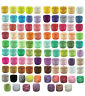15 x 40m Circulo RUBI Pearl #8 Crochet Cotton Embroidery Thread message me Codes