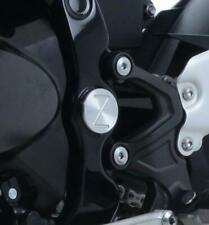 R&G SILVER FRAME PLUG, for KAWASAKI Z900RS, 2018 to 2020