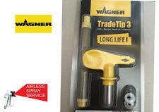 WAGNER TRADE TIP 3 AIRLESS SPRAY TIP *GENUINE* BRAND NEW*  BULK BONUS!