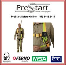 Harness Assist Suspension Trauma Strap - Heights Safety, Safety Equipment