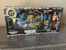 WWE Jakks Pacific Hardcore Championship Belt With Spike Dudley Factory Sealed !!