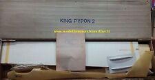 MASTER FLY KING PYPON 2 SEGELFLUGZEUG IN KIT MONTAGE SELTENE KIT