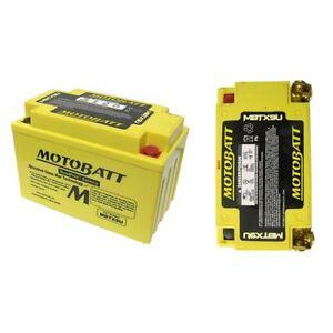 Suzuki GSXR 1000 2012 Battery (Motobatt) GSX-R 1000 L2 maintenance