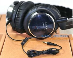 Audio Cable Wire For Sony MDR-NC50 Headphone With Micrphone Remote Control