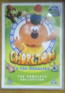 Chorlton And The Wheelies Complete DVD 2006, 4-Disc Region 2 UK NEW Free Postage