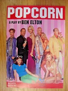 Popcorn - by Ben Elton