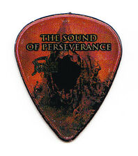 Death The Sound of Perseverance Album Promotional Guitar Pick - 2017