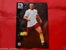 Panini England Soccer Trading Cards