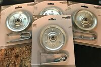 "National Hardware N280-537 V7633 ~4""~  in Galvanized Finish  ~BULK LOT OF 4"