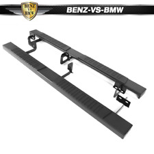 Fits 07-18 Toyota Tundra Double Cab 78'' Side Step Bar Running Boards LH RH