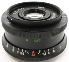⭐NEW⭐ KMZ INDUSTAR 50-2 Russian Lens Fuji Fujifilm X Mount FX X-Pro 1 2 X-T2 T3