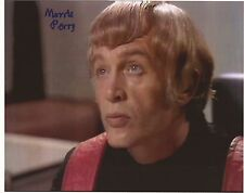 Morris Perry Dr Who hand signed litho photo UACC RD 86 with coa