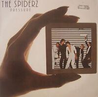 THE SPIDERZ - Pressure ~ VINYL LP DUTCH PRESS PROMO